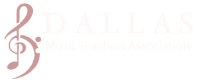 DALLASMTA - Dallas Music Teachers Association - Logo